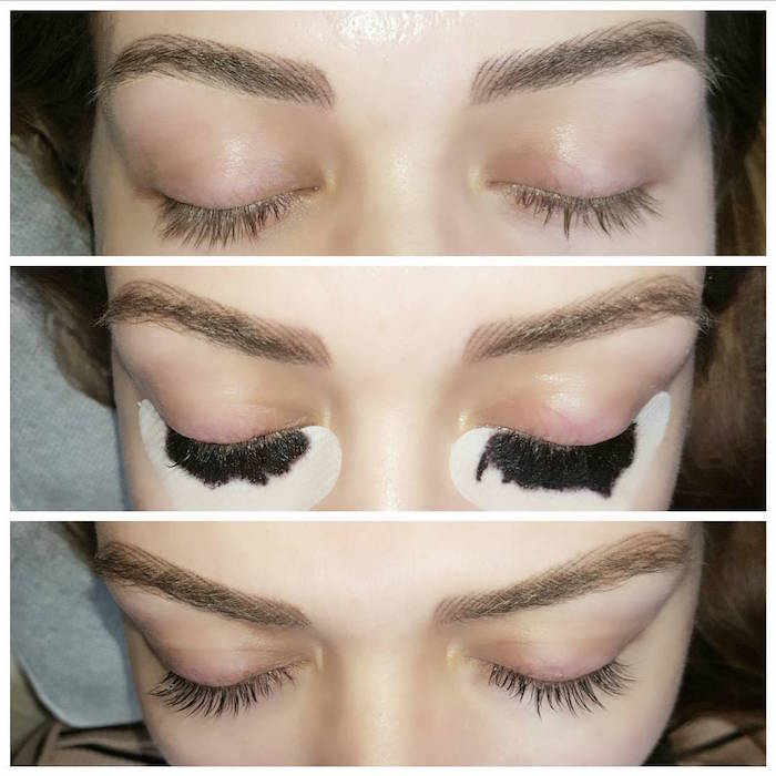 Lash Tint Lucy Hart Ink