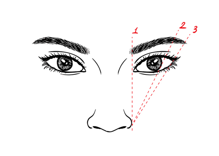 Slay Your Brows: Finding The Right Shape For Your Face